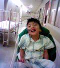 入院16日目の夜