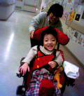 入院31日目の夜