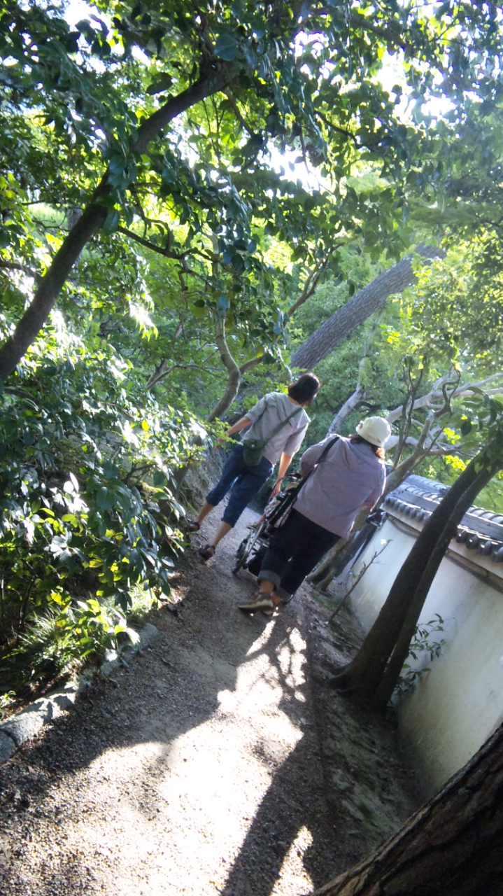 亀岡を歩く