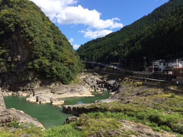 奈良県川上村大滝
