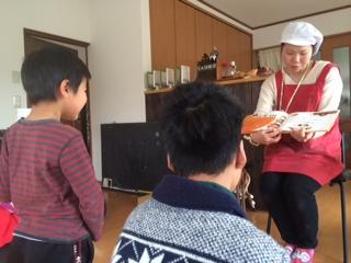 冬のパン教室当日