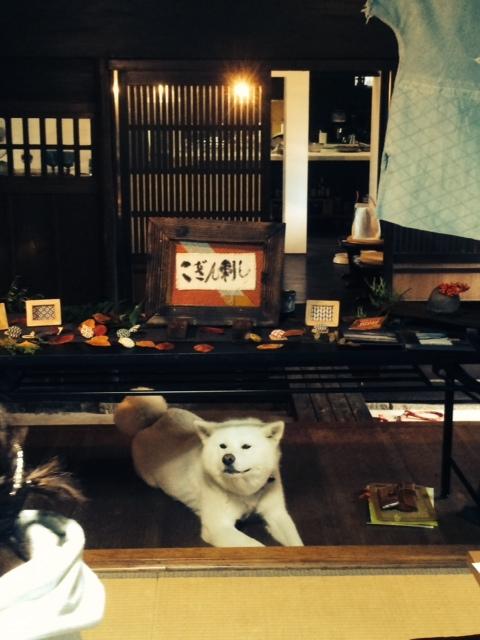 こぎん刺しワークショップ in奈良